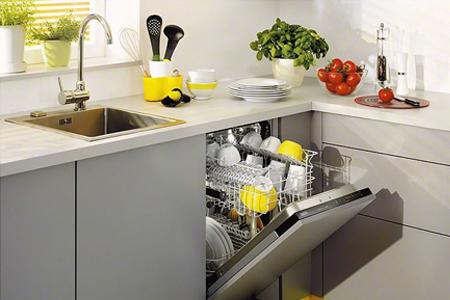 Порой и надежная посудомойка Zanussi требует ремонта
