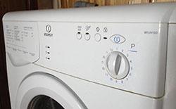 Ремонт стиральных машин indesit wiun 100 в Москве