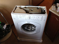 Ремонт крышки стиральных машин в Москве