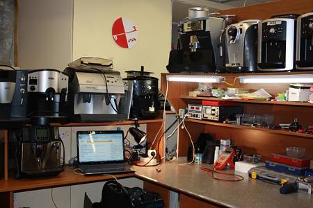 Более 8 лет опыта ремонта кофемашин Delonghi