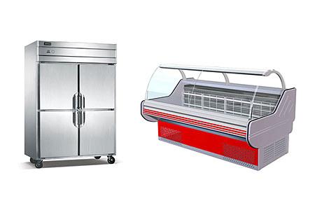 Ремонт холодильных прилавков и другого промышленного холодильного оборудования