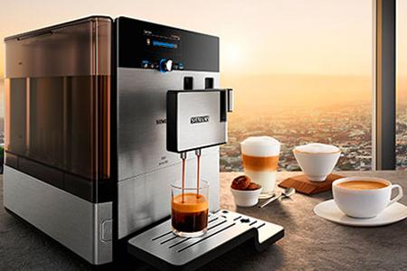 Ремонт кофемашины Siemens лучше всего доверить профессионалам, которые есть в компании «МастерБюро»