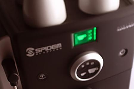 Мы используем качественные комплектующие и осуществляем ремонт кофемашин Spidem в срок